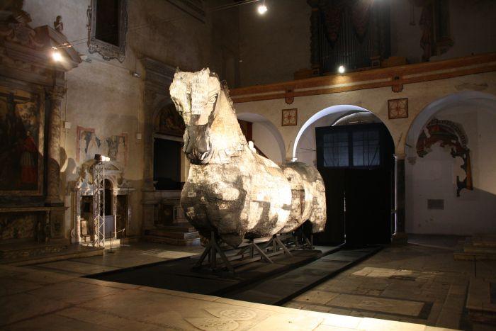 Lapidarium - Mare Morto - Work in Progress Mostra di Gustavo Aceves