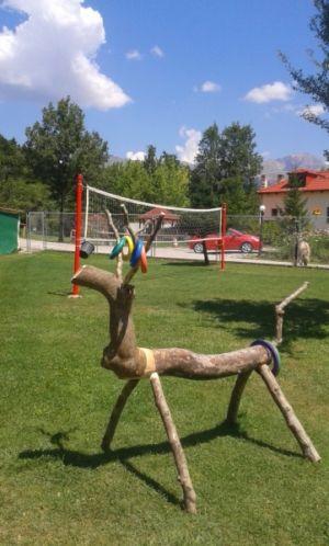 Παιχνίδια με κρίκους , Εκπαιδευτικό Πάρκο