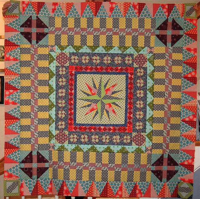 386 Best Medallion Quilts Images On Pinterest Medallion