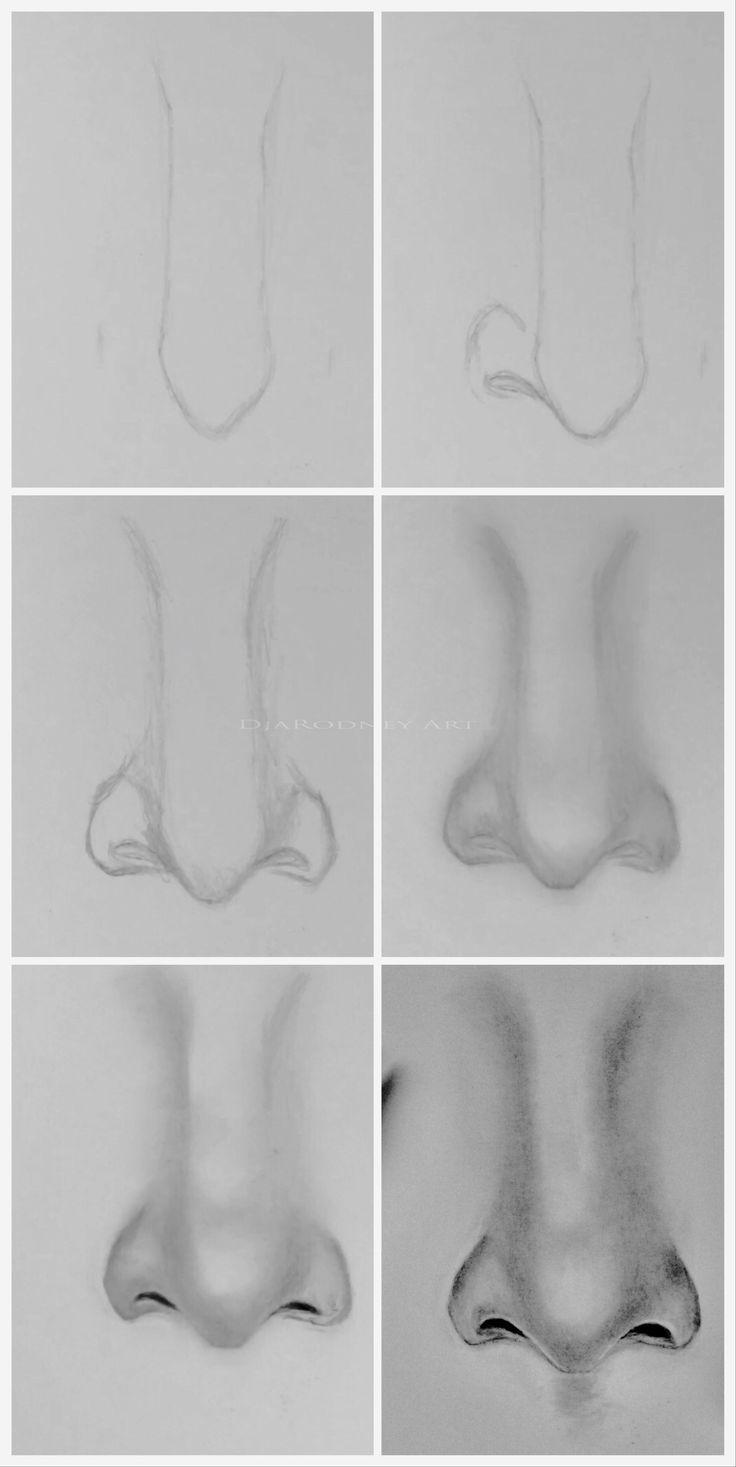 Wie Man Die Nase Zeichnet Schritt Fur Schritt Zeichnen Youtube Zeichnen Zeichnen Nase Zeichnen Zeichnung Kunst Skizzen