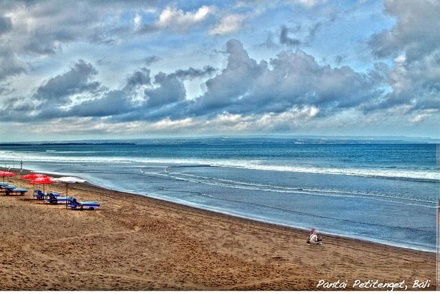 Petitenget Beach, Bali by parvita, via Flickr