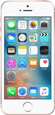 Apple iPhone SE Price in India - Buy Apple iPhone SE Rose Gold 64 GB Online - Apple : Flipkart.com
