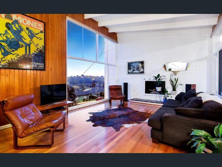reynolds house 4 vincent st oak park vic modernist australia - Modernist Interior Design