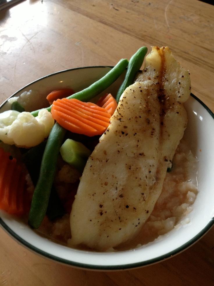 Цветная капуста на безуглеводной диете