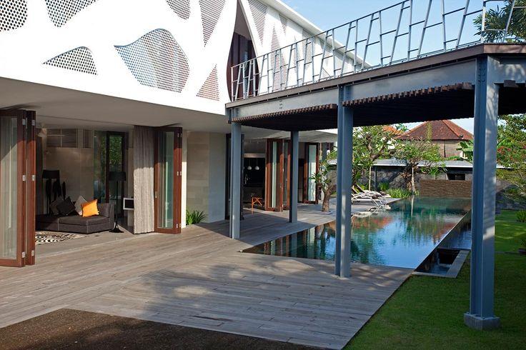 The super-stylish Villa Issi in Seminyak.