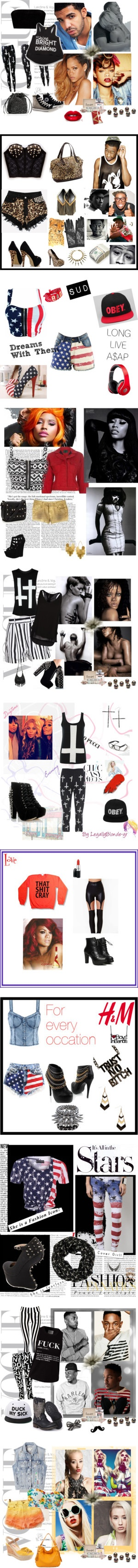 """Trill Everything (Teen Swag)"" by beautyfullme on Polyvore"