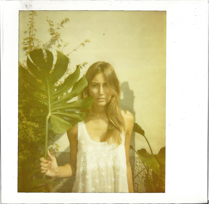 like my mother - polaroid 8