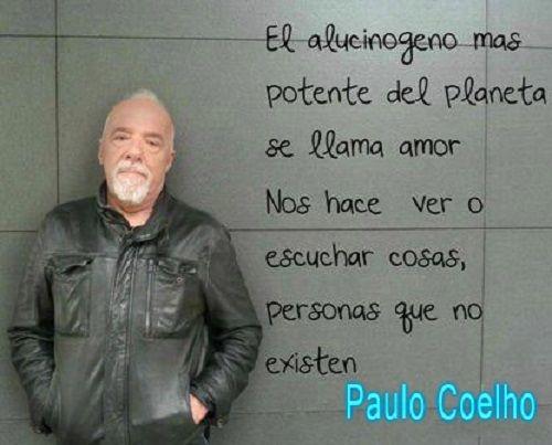 Frases De Paulo Coelho: Frases De Amor No Correspondido De Paulo Coelho -
