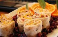 Roasted Turkey Wraps Recipe Video