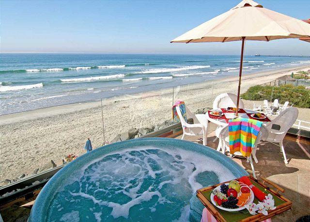 San Diego Beach Rental