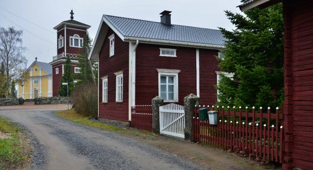 Lemmenkuja, Pori, Finland /Mu Pori o kaunis