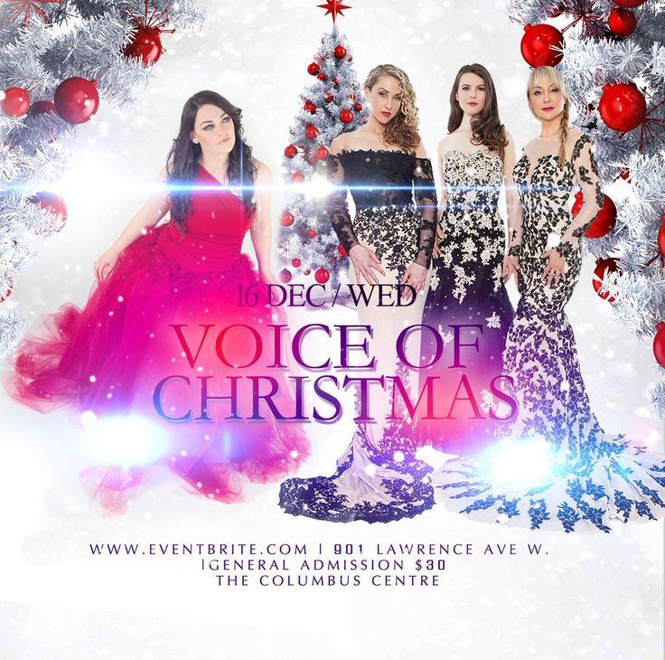 "Official ViVA Music on Twitter: ""#YYZ #Toronto ViVA's performing a #Christmas #Concert Wed DEC 16 @ 8pm.#Xmas #familyfriendly https://t.co/NrPUxw469d https://t.co/i3FUWb5jr3"""