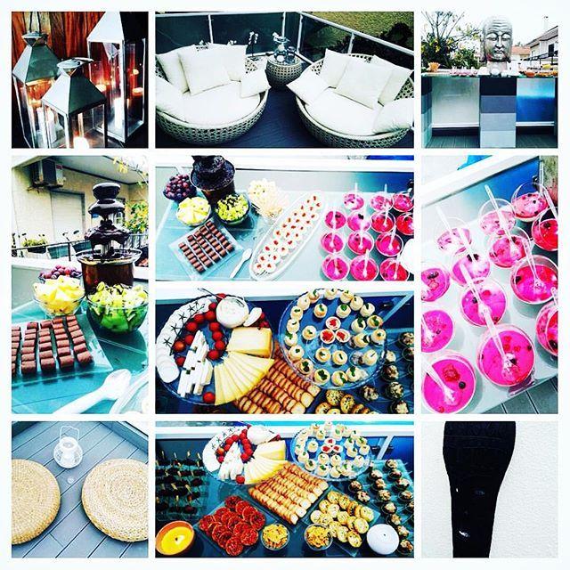 Cocktail / operação de charme privada organizada por nós este fim de semana. #jfdideasanddetails #jfd_ideas_and_details #cocktails #events #work