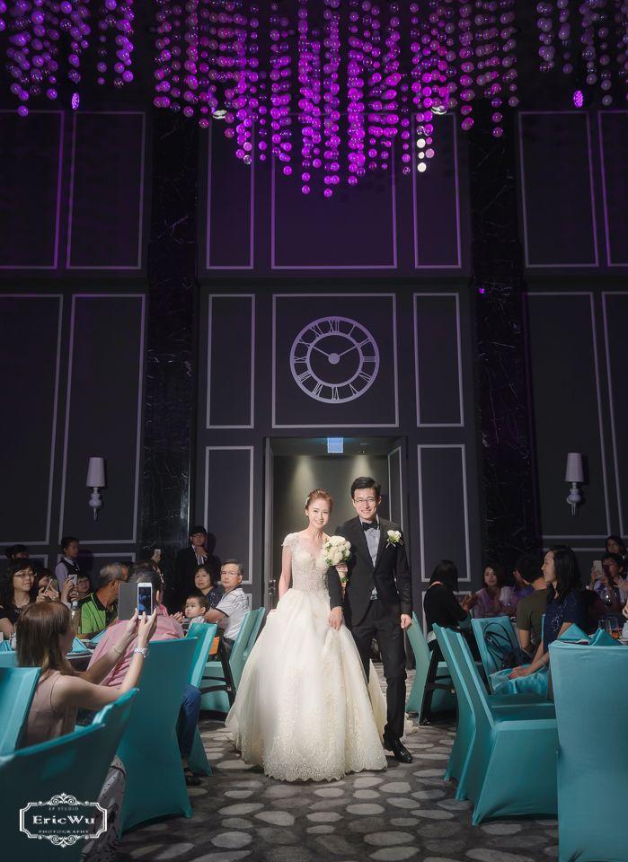 晶綺盛宴,珍珠廳,宴客,婚宴,台鋁-099