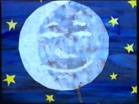 Papa, pak je de maan voor me? Boek van Eric Carle