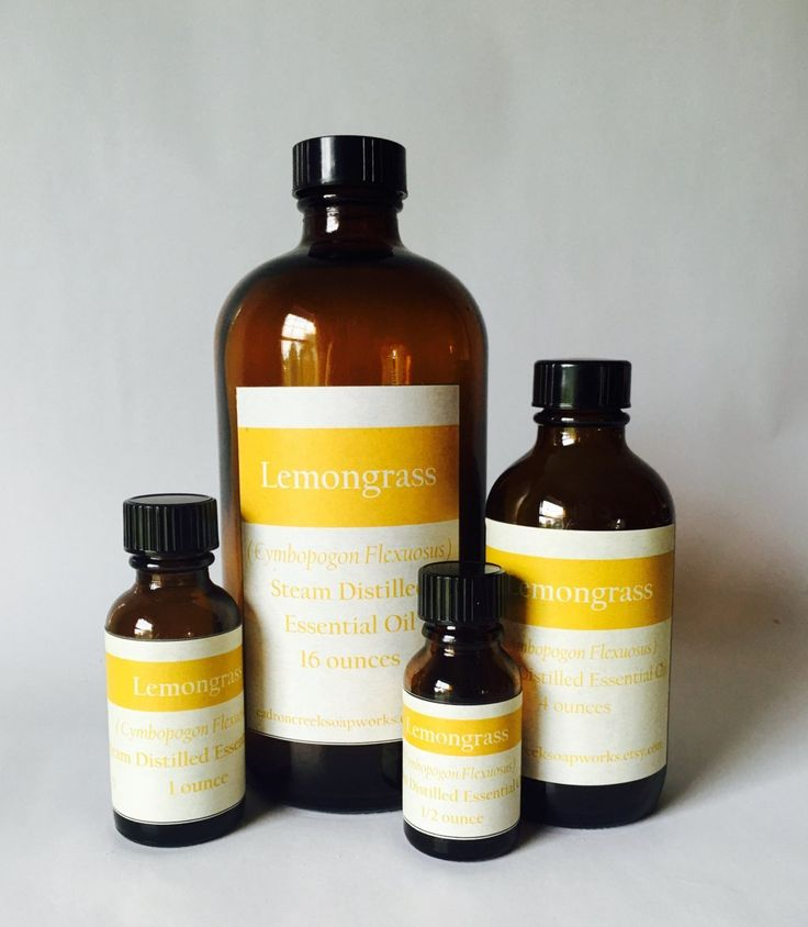 Bulk Essential Oil, Lemongrass, Cymbopogon Flexuosus