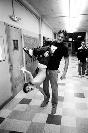 Photos: Unseen Images from the Set of Freaks and Geeks   Vanity Fair