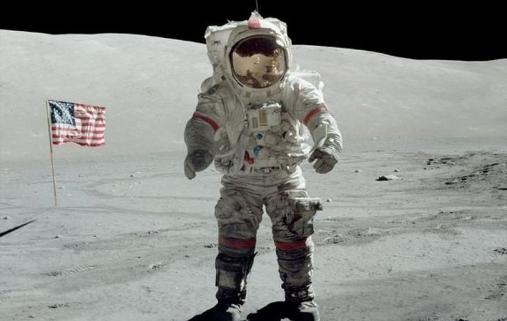 "Gene Cernan, commander of the last moon landing, tells his story in the new documentary, ""The Last Man on the Moon."""