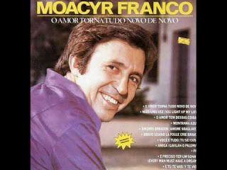 Musicas Saudosas: Balada Para Um Louco - Moacyr Franco