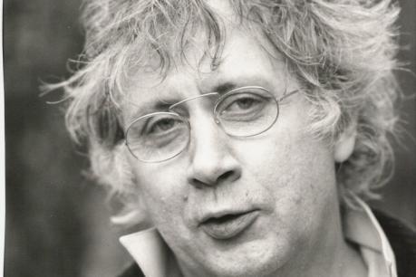 Horst Janssen 1981 - deutscher Zeichner und Graphiker (1929-1995)