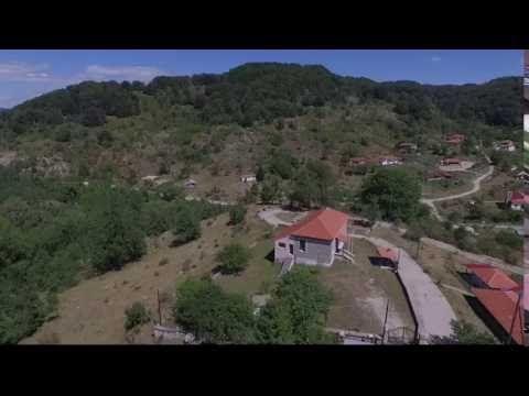 Aerial vision of Livaditis / Ο Λειβαδίτης από ψηλά...