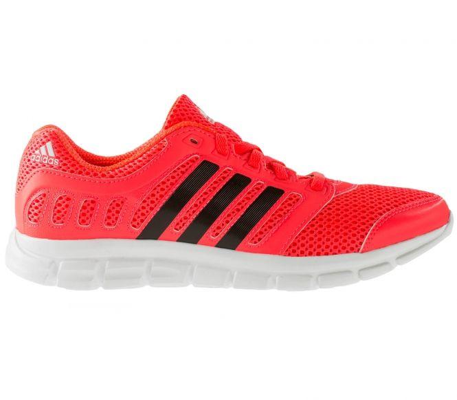 Adidas - Breeze 101 2 Dames Hardloopschoenen (rood/zwart)