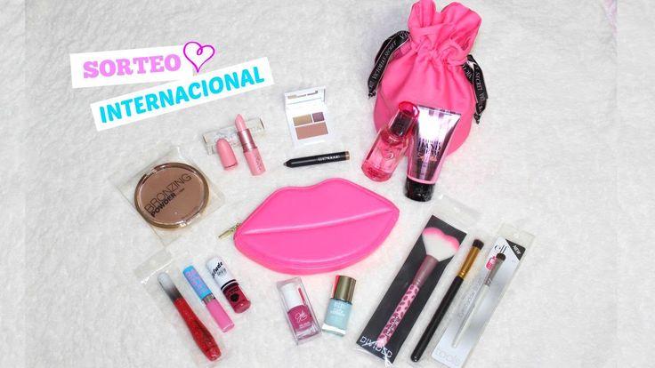 Sorteo Internacional (Abierto) / Mac, Victoria secret, H&M & Mas
