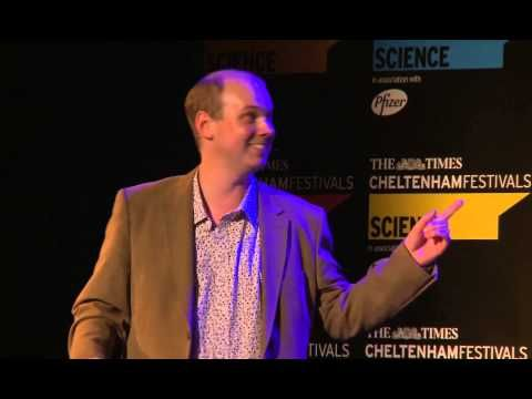 Introduction to Particle Physics - Professor Mike Charlton (Swansea University/CERN) and Tom Whyntie (CERN) at The Times Cheltenham Science Festival 2013