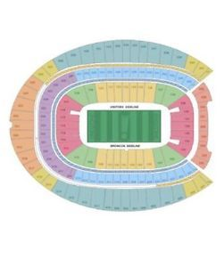 Two tickets to pBroncos versus Panthers, Sunday, September 8th. Price is total (includes both tickets). Section 530, Row 17, Seats 18 and 19. This yea... #denver #tickets #panthers #carolina #broncos