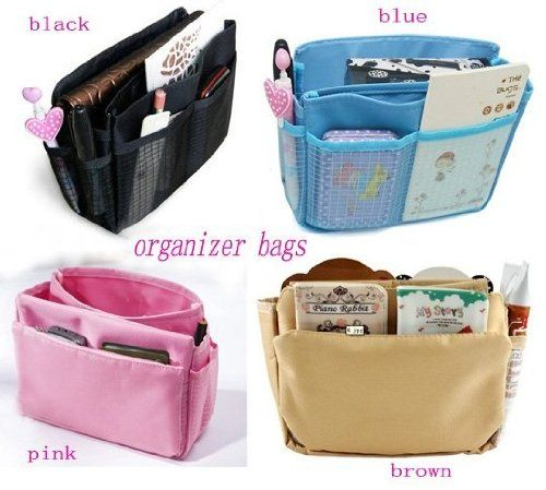 http://travelbags.discounttravelprices.com/?qpn-pinnable-post=wsws-lady-elegance-purse-organizer-beige-color-purse-insert-organizer-multi-use-pockets-travel-bag-organizer-handbag-one-free-dariya-hairfringe-grip-magic-clip This amazing purse organizer keeps everything organized and at your fingertips. Has a place for your cellphone, pen, lipstick pockets, zippered coin purse, credit card slots, tethered key clip and roomy center storage area. And,...