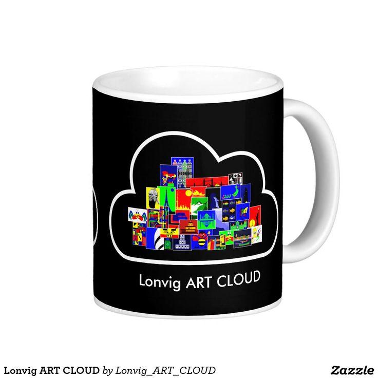 Lonvig ART CLOUD Coffee Mug