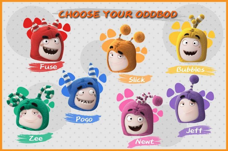 Oddbods Claw Crane, a 3D Animated HTML5 Game - MarketJS ...