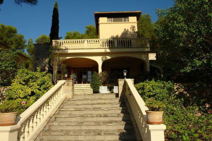 Villa en Formentor  #vacaciones #mallorca #deluxe #casas #alquiler