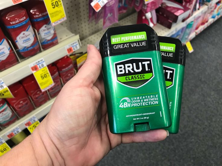 FREE Sure or Brut Deodorant at CVS! {3/4}Living Rich With Coupons®