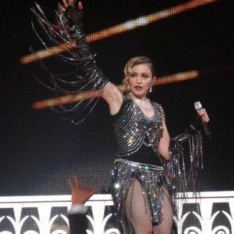 Madonna's song list for 2015 tour - 'Rebel Heart' setlist