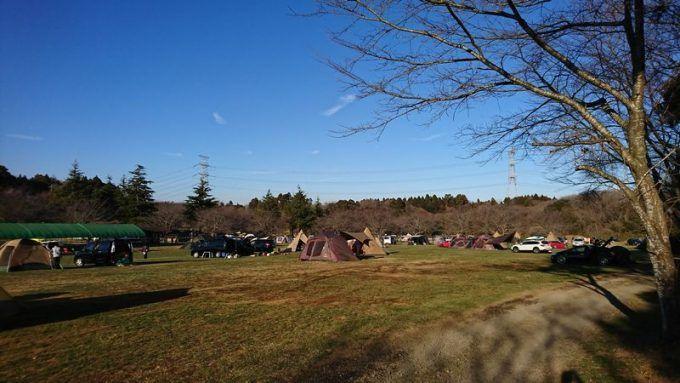成田 ゆめ 牧場 キャンプ