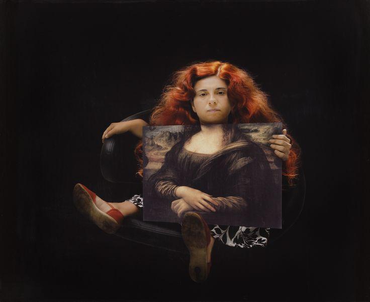 Gaby Gioconda. Fasola, Sergio #MuseoRosaGalisteo