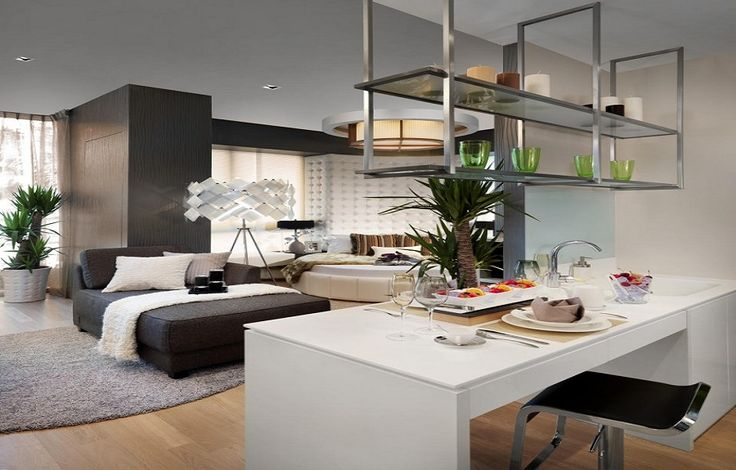 12 best images about small apartments on pinterest cheap for Cool cheap apartments