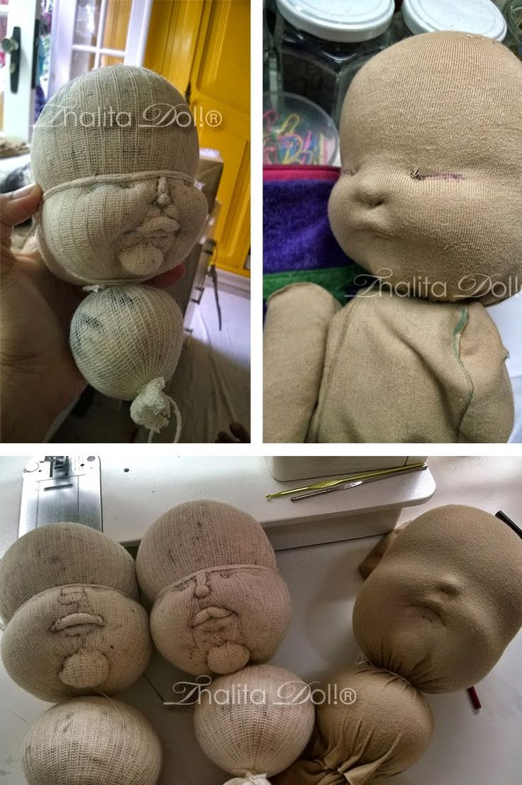 BeBe Babies and Friends: The Simplicity and the Complexity of Thalita Dol Dolls