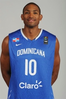 Al Horford (born June 3, 1986) is a Dominican professional basketball player who is a center and power forward for the Atlanta Hawks of the National Basketball Association (NBA). He also plays for the Dominican Republic National Team.