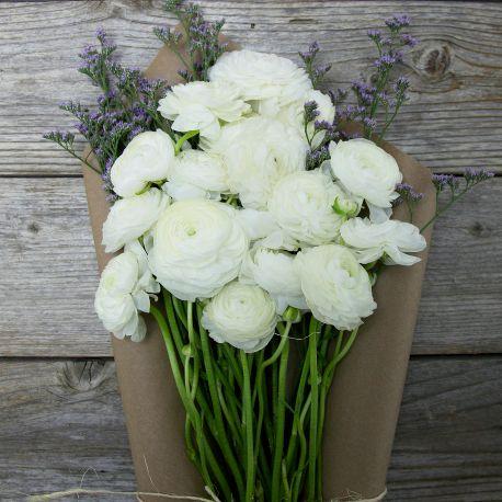 Marshmallow Flower Bouquet
