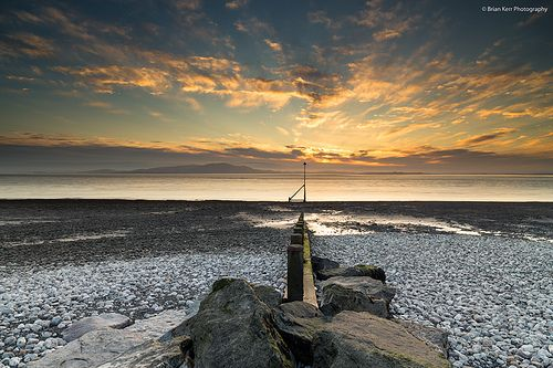 Low Tide at Silloth.