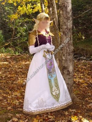 8 best kids costumes images on pinterest costume ideas cosplay coolest homemade princess zelda halloween costume idea solutioingenieria Gallery