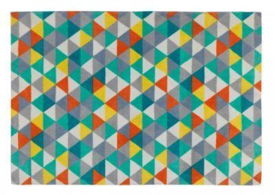 dcouvrez fly bermude tapis 130x190 cm multicolore sur mappyshopping - Tapis Color Fly