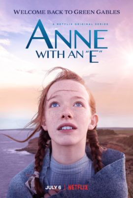 Anne With An E Season Two Premiere Date Teaser And Poster Released