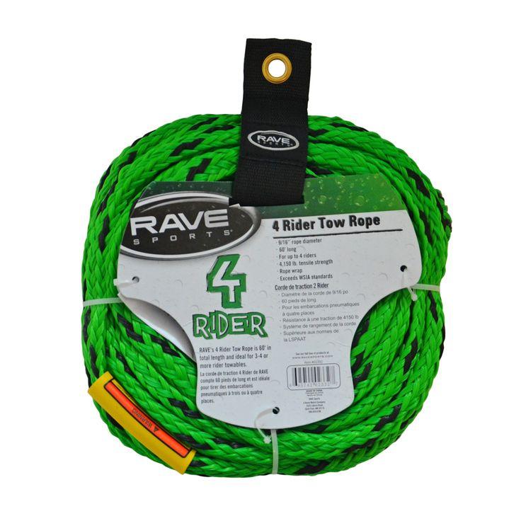 RAVE 4 Rider Tow Rope - https://www.boatpartsforless.com/shop/rave-4-rider-tow-rope/
