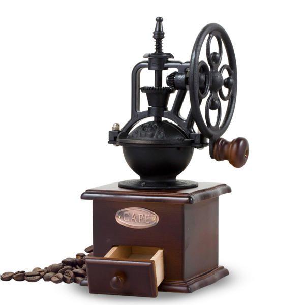 Vintage Grinder Manual Coffee Grinder Bean Grinding Machine