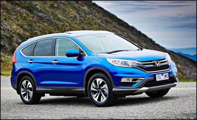 honda crv 2015 facelift south africa