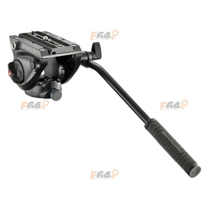 <b>Manfrotto MVH500AH</b> este un cap video foarte robust si usor de utilizat, cu o miscare lina si fluida, destinat filmarii in mod special cu DSLR-ul sau camere video cu o greutate de pana la 5kg. Acest cap video se adreseaza celor care isi doresc o filmare la nivel profesional. Dintre punctele forte ale capului de trepied<b> Manfrotto MVH500AH</b> putem aminti: • Robust si usor, totusi extrem de stabil si versatil, cu multiple posibilitati de ajustare • Mi...