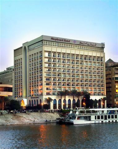 Shepheard Hotel - Cairo